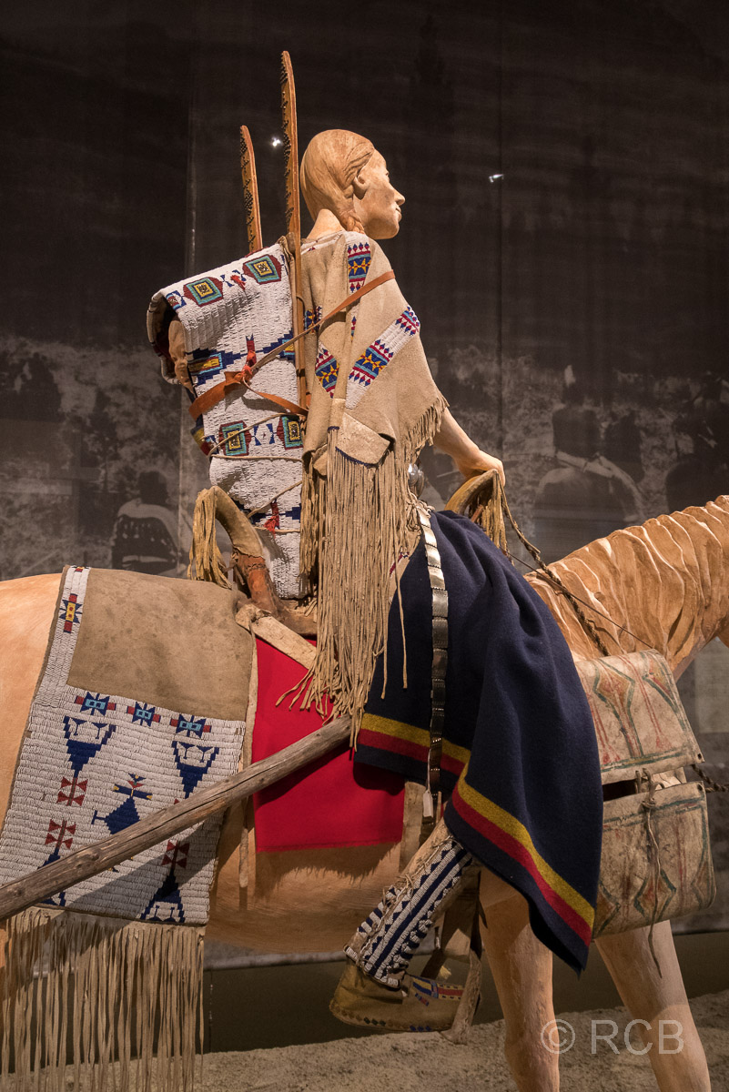 Plains Indian Museum, Buffalo Bill Center of the West, Cody