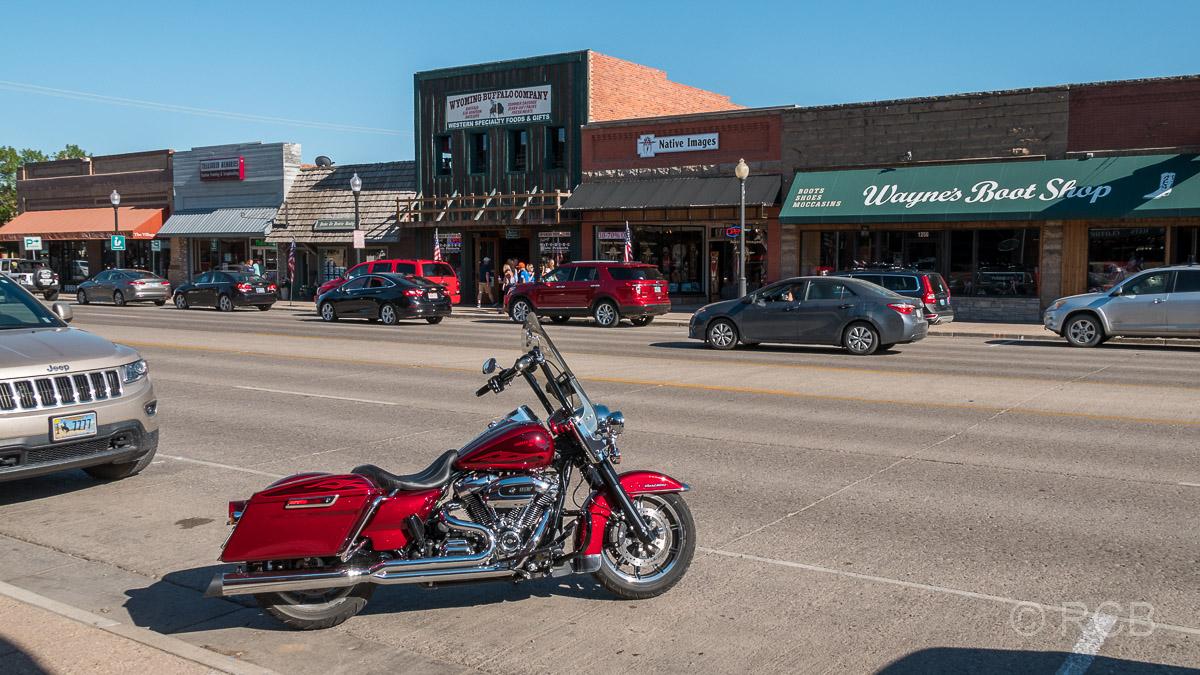 Main Street, Cody
