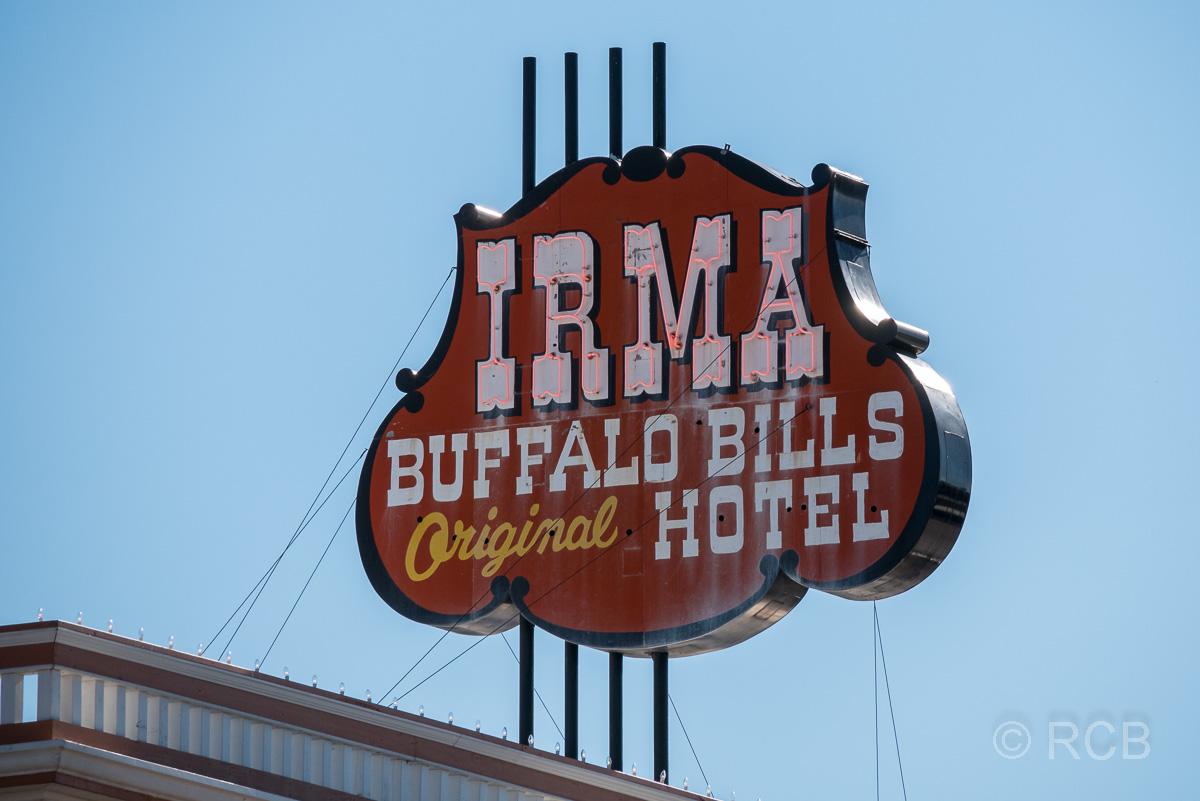 Irma Hotel, Cody