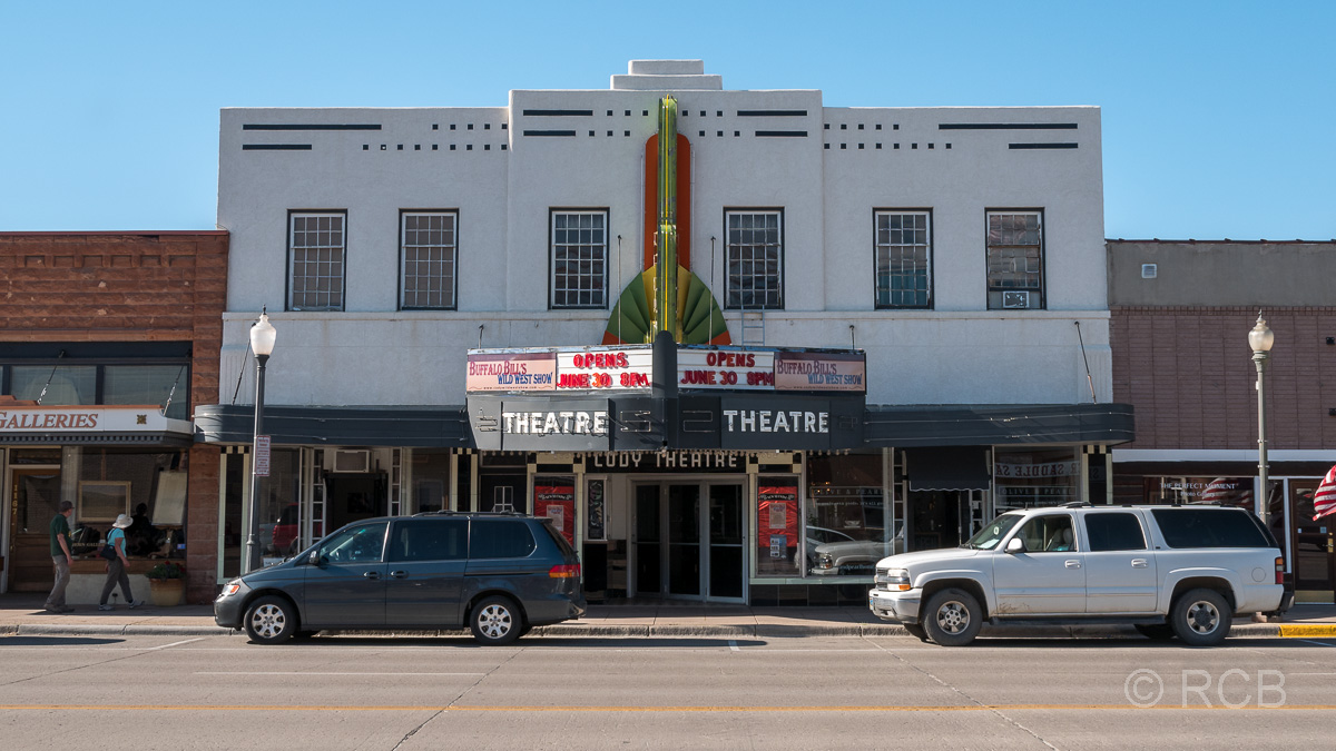 Cody Theatre