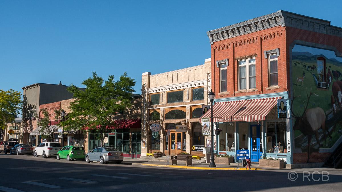 Buffalo, Main Street