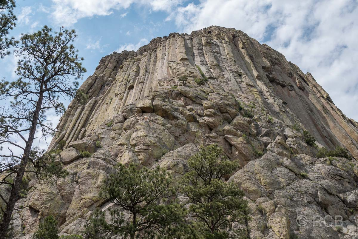am Tower Trail, Devils Tower NM