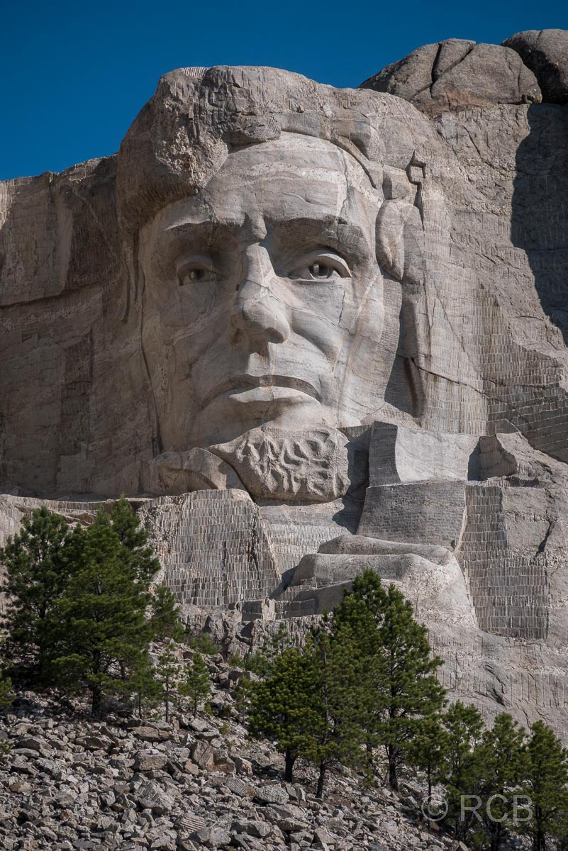Abraham Lincoln, Mount Rushmore NM