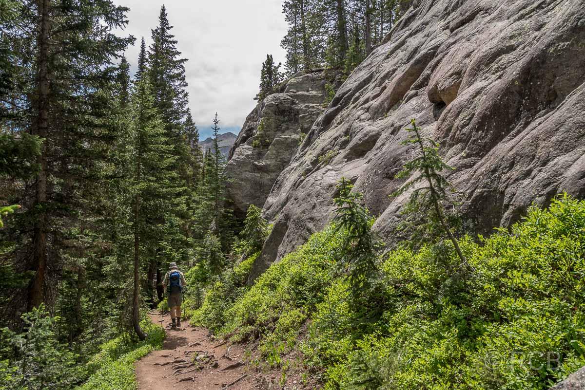 unterwegs im Rocky Mountain NP