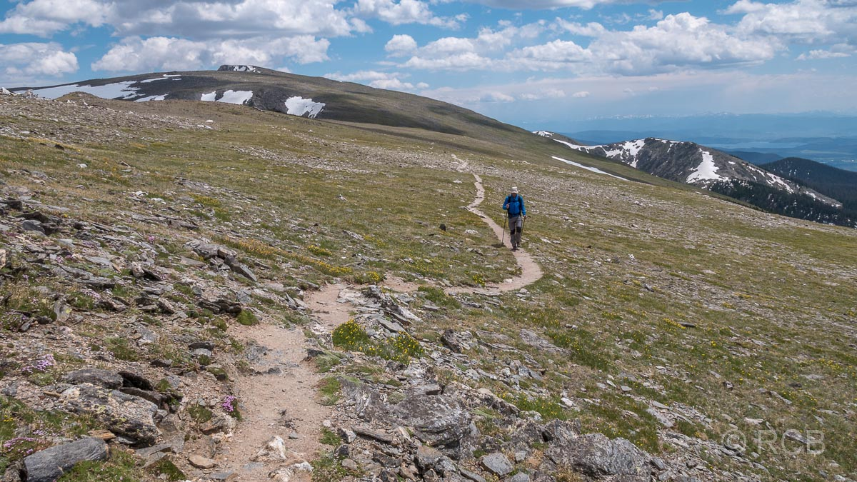 Mount Ida Trail, Rocky Mountain NP