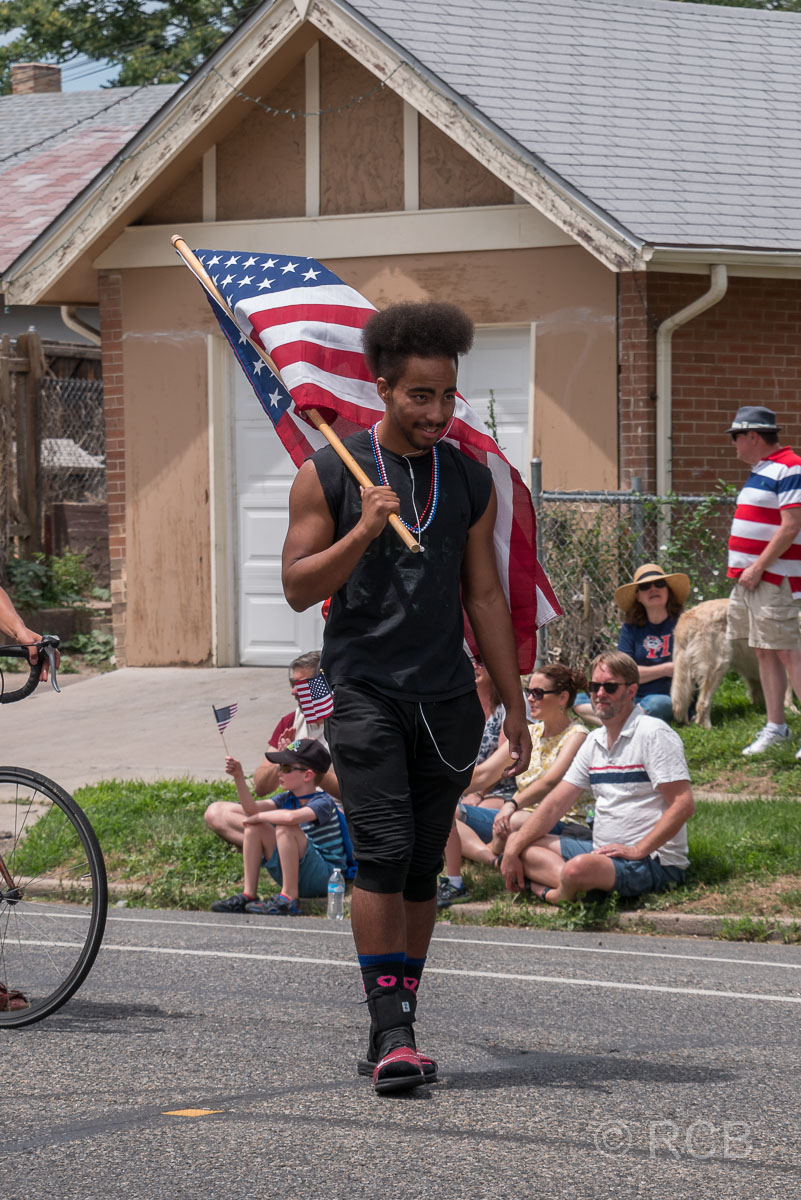 4th of July Parade, Park Hill