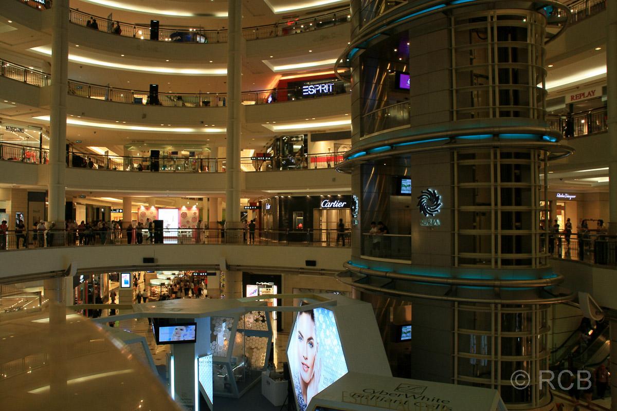 Einkaufszentrum Kuala Lumpur City Centre