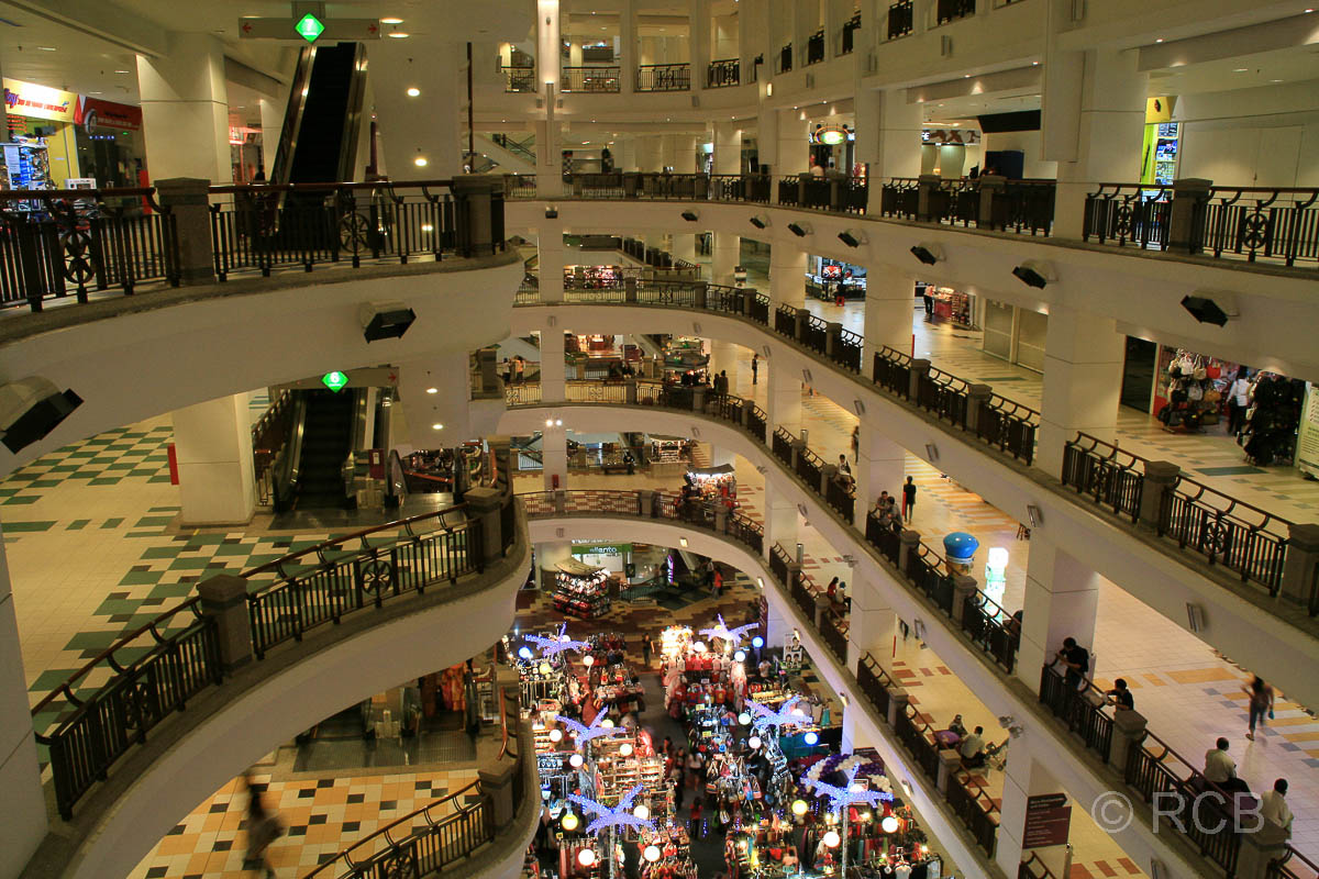 Berjaya Times Square Einkaufszentrum