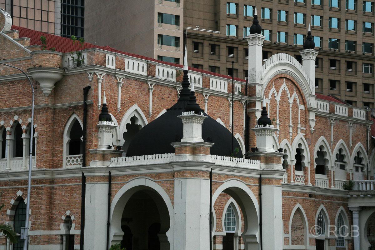 altes Rathaus am Merdeka Square