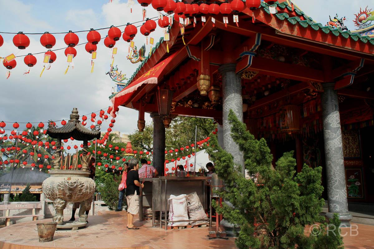 Tua Pek Kong Tempel, Kuching