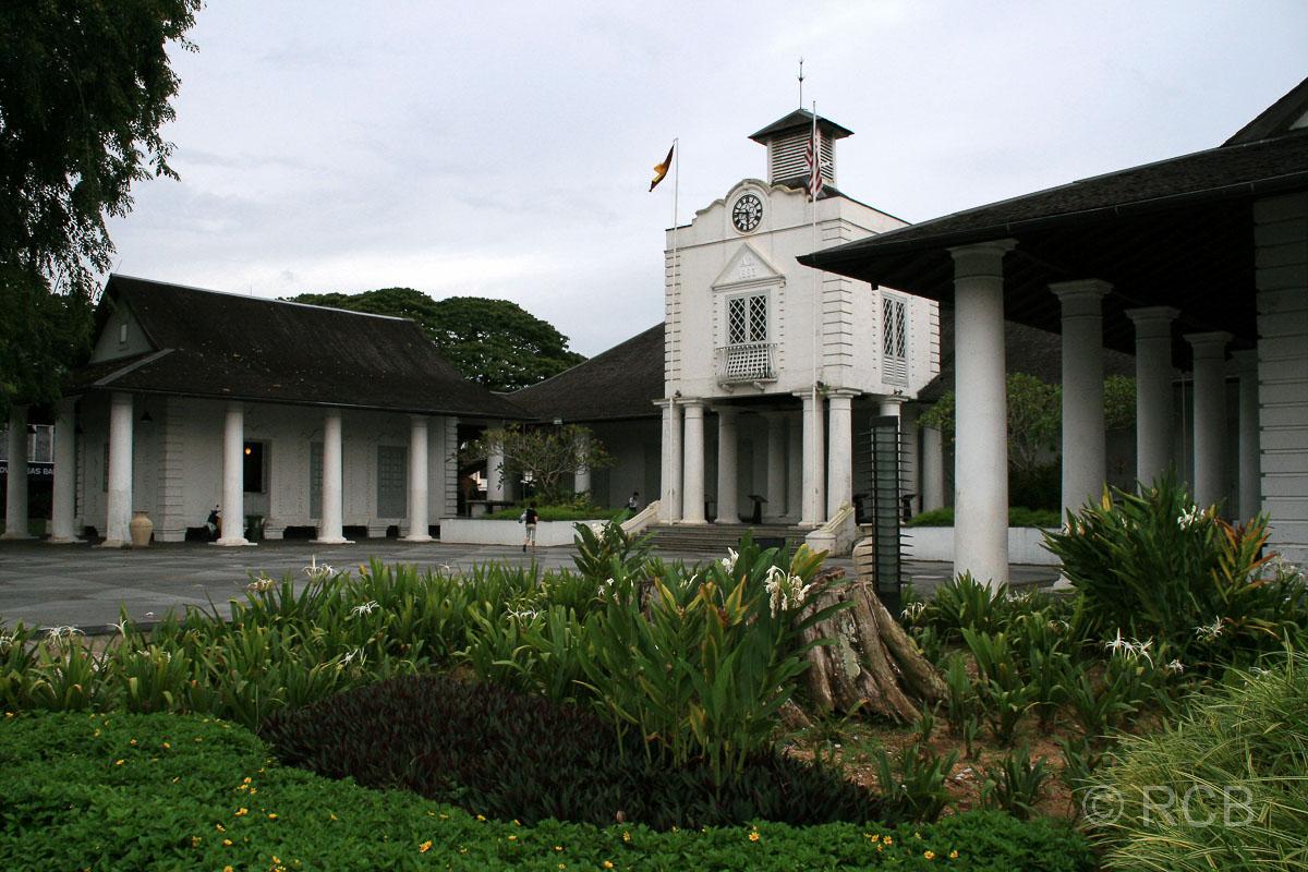 Old Court, der ehemalige, oberste Gerichtshof, Kuching