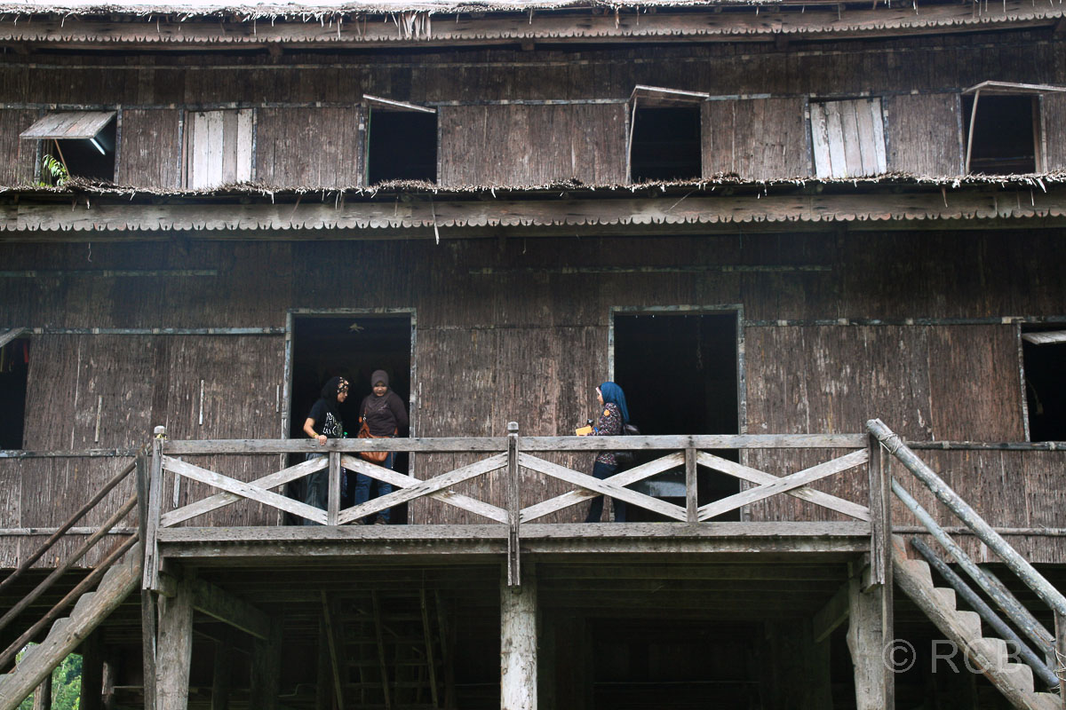 Wohnhaus, Sarawak Cultural Village