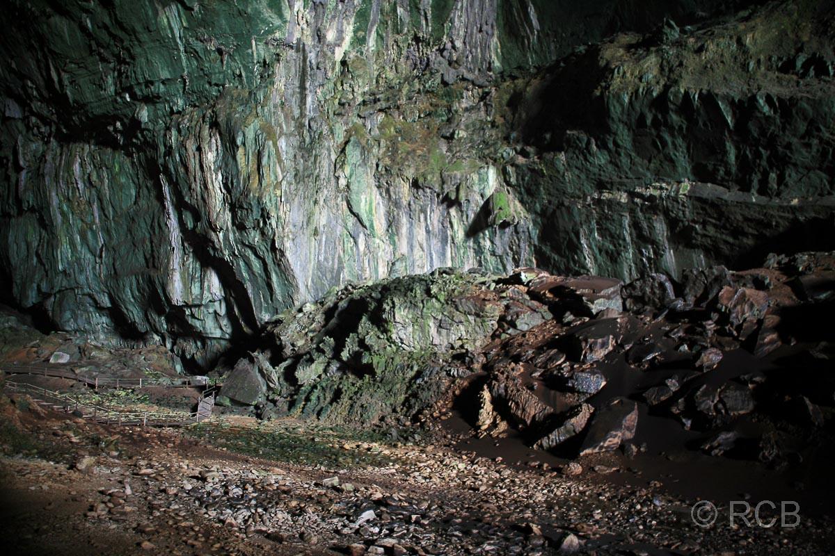 Deer Cave, Höhleninneres, Mulu Nationalpark