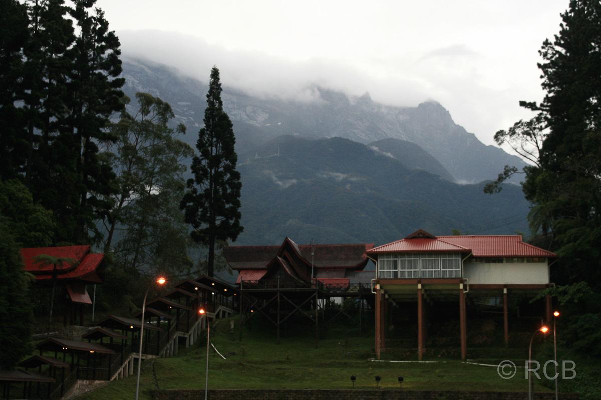Besucherzentrum und Hauptquartier des Kinabalu National Park