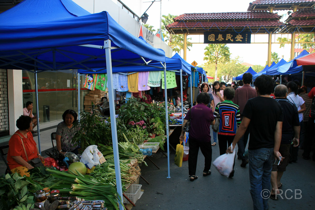 Sonntagsmarkt, Kota Kinabalu