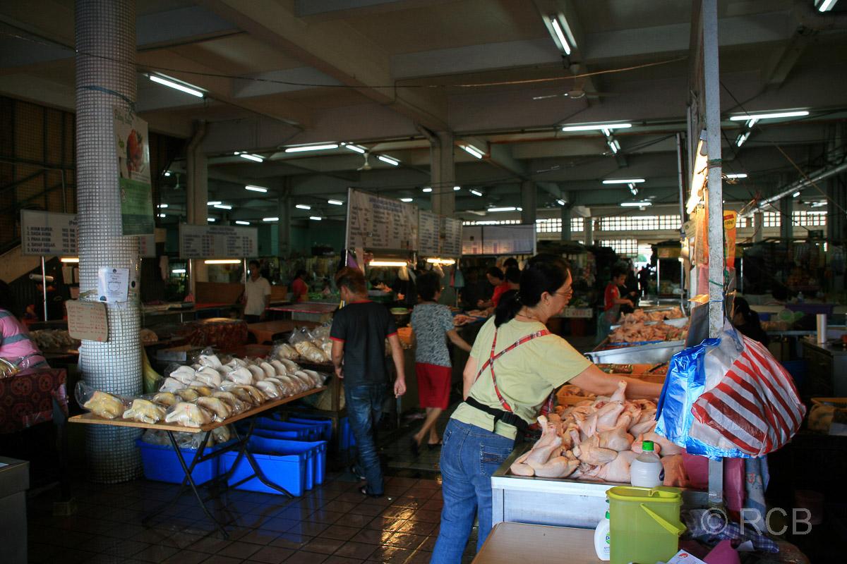 Markthallen, Kota Kinabalu