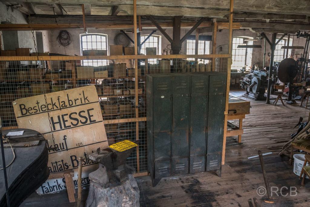 ehem. Besteckfabrik Hesse in Fleckenberg