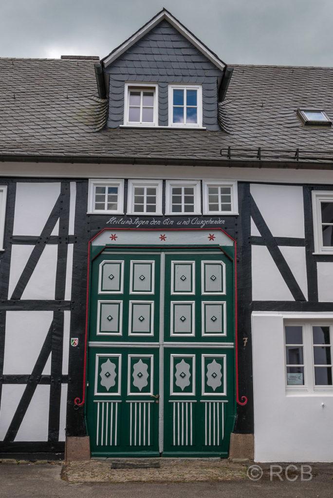 Fachwerkhaus, Saalhausen