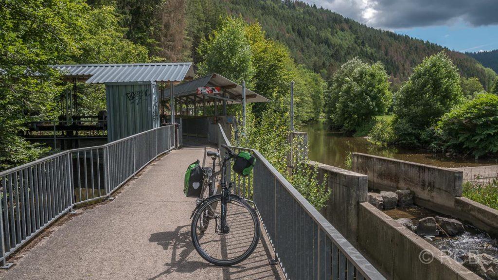 Fischtreppe bei Lennestadt