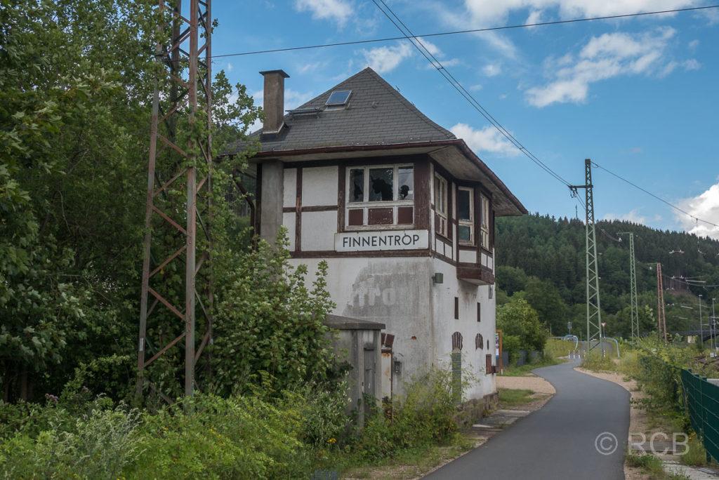 Finnentrop, ehemaliges Stellwerk Süd
