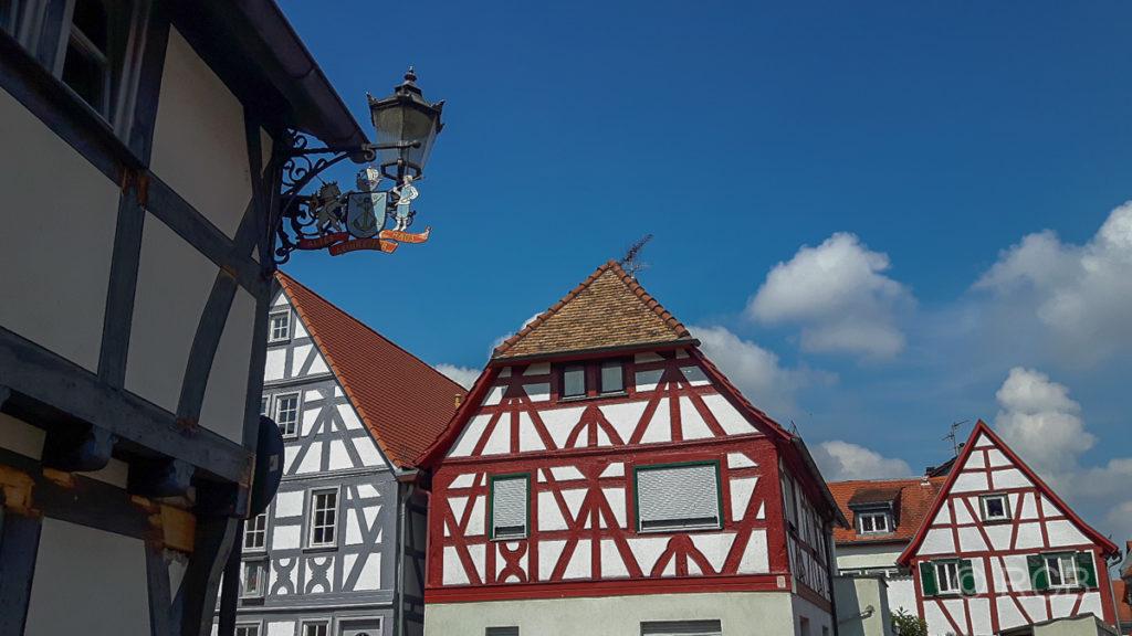 Fachwerkhäuser, Seligenstadt