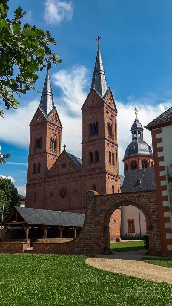 Einhard-Basilika Seligenstadt