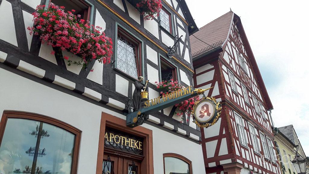 Alte Apotheke, Seligenstadt