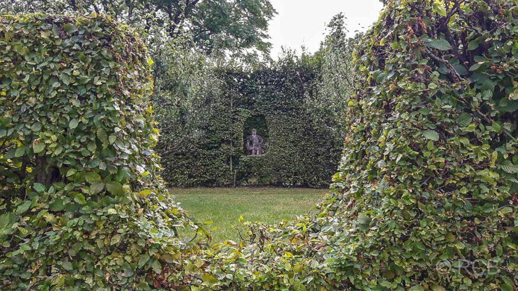 Schlossgarten Veitshöchheim, Heckenkabinett