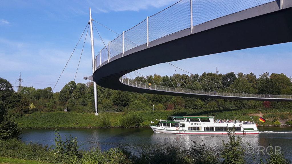 Grimberger Sichel über den Rhein-Herne-Kanal