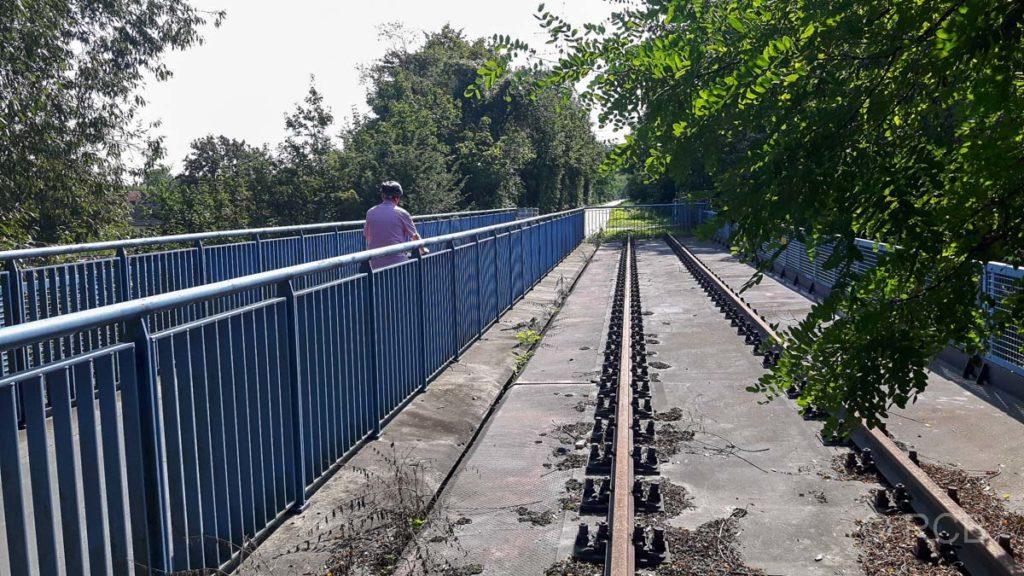 Radweg Erzbahntrasse von Gelsenkirchen nach Bochum