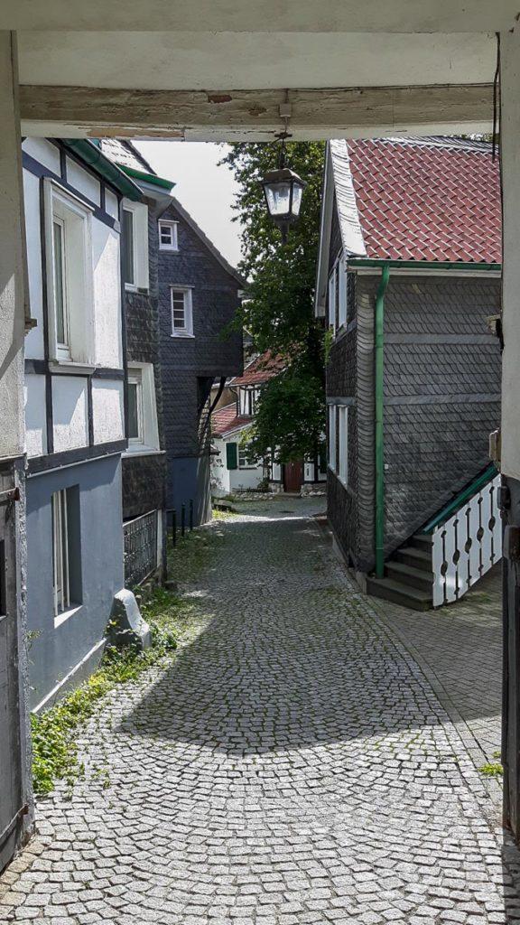Wülfrath - Altstadt