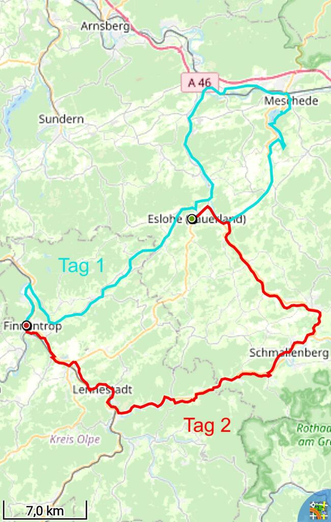 Track SauerlandRadring