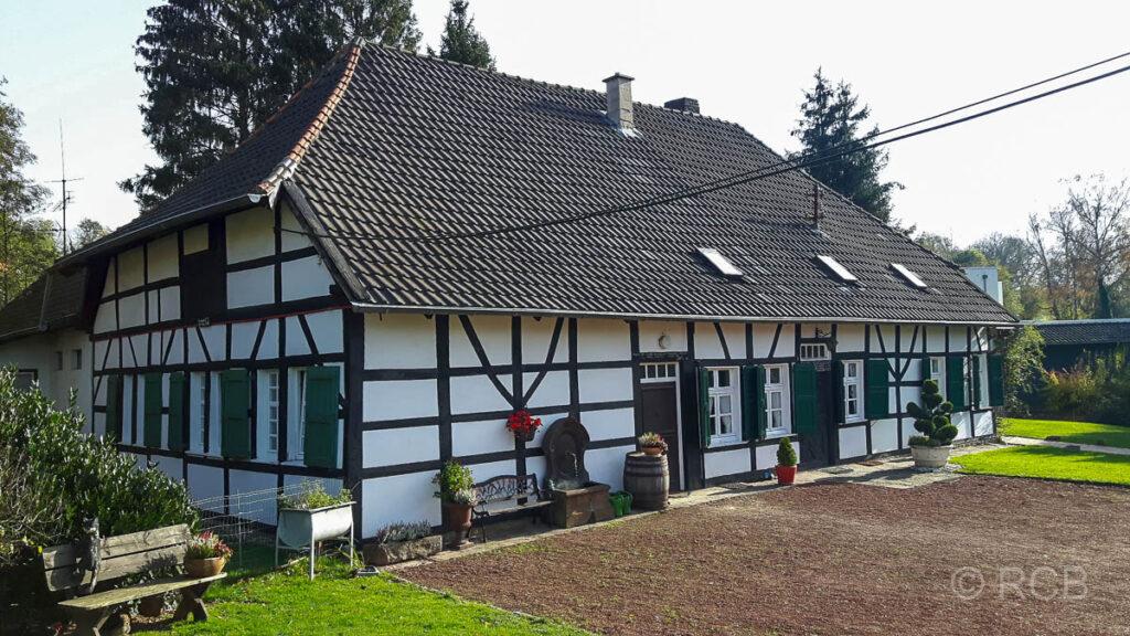 Fachwerkhaus, Mülheim-Menden