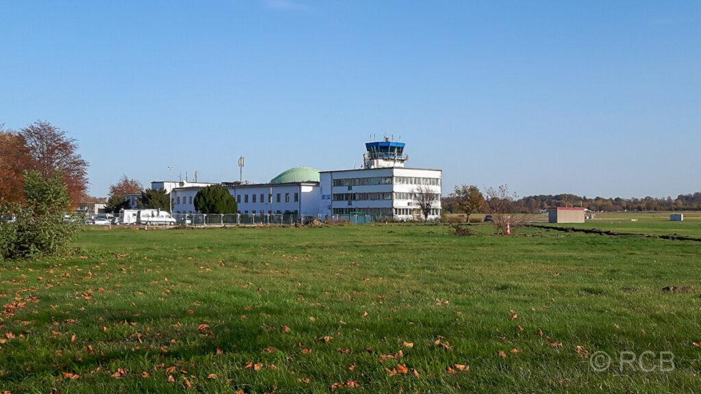 Flughafen Essen / Mülheim, Tower