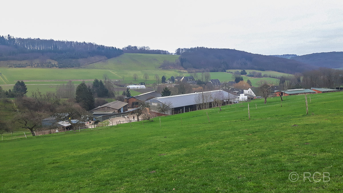Elfringhauser Schweiz statt Winterberg