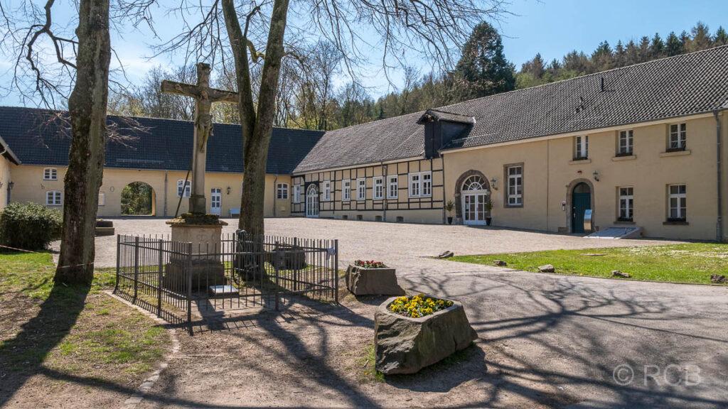 Schloss Hardenberg, Vorburg, Neviges
