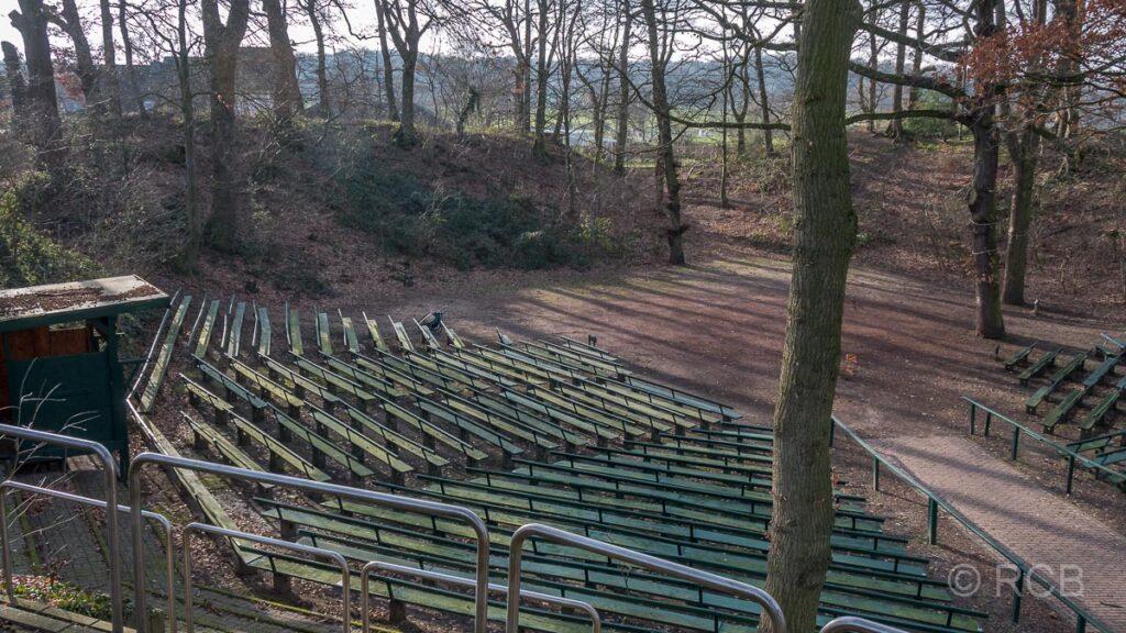 Birten, Amphitheater aus der Zeit der Römer