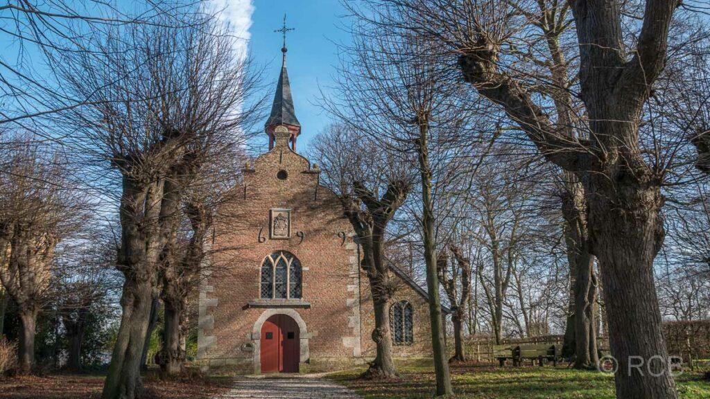 Kreuzkapelle auf dem Fürstenberg bei Xanten
