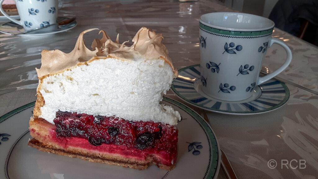 1 Stück Torte