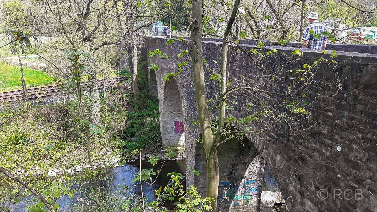 Brücke über den Deilbach