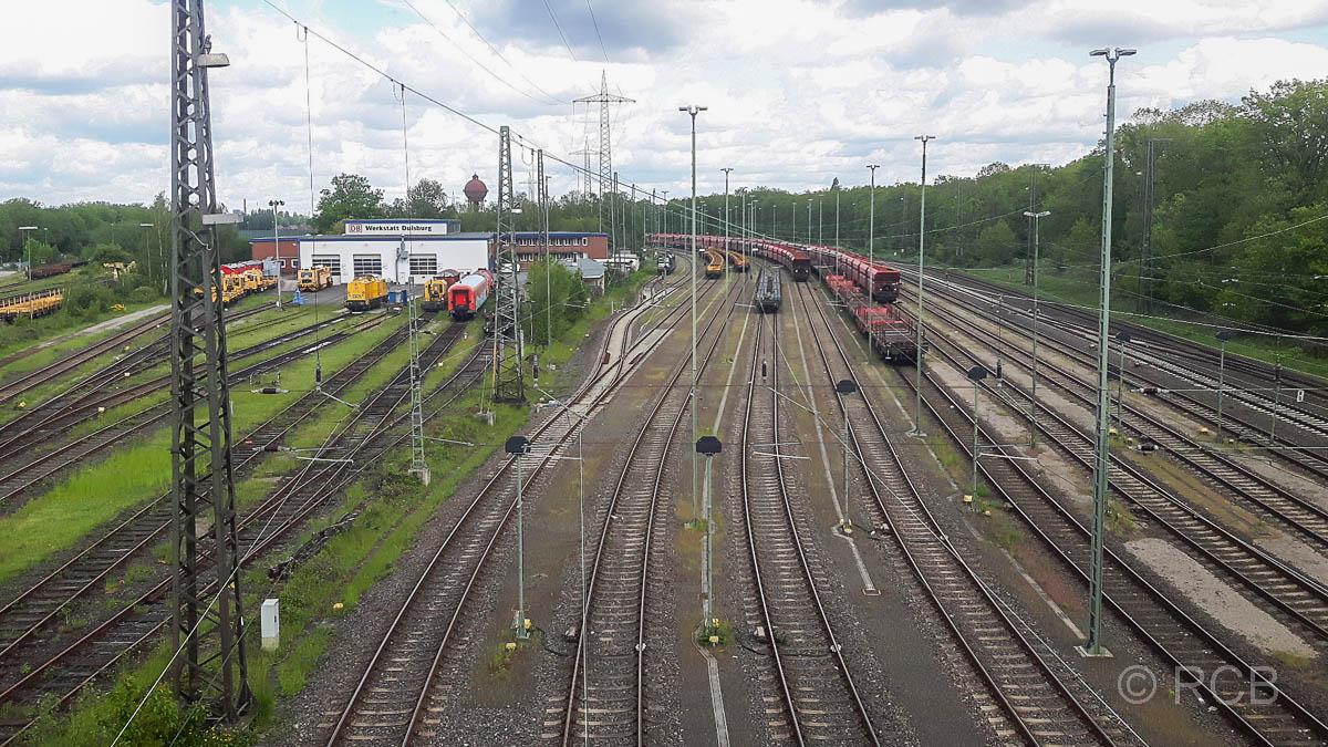 Bahnwerkstatt Duisburg-Entenfang