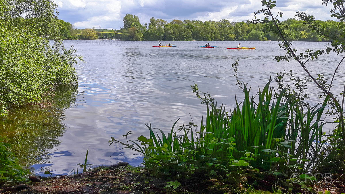Wanderung zu Pfingsten an der Sechs-Seen-Platte
