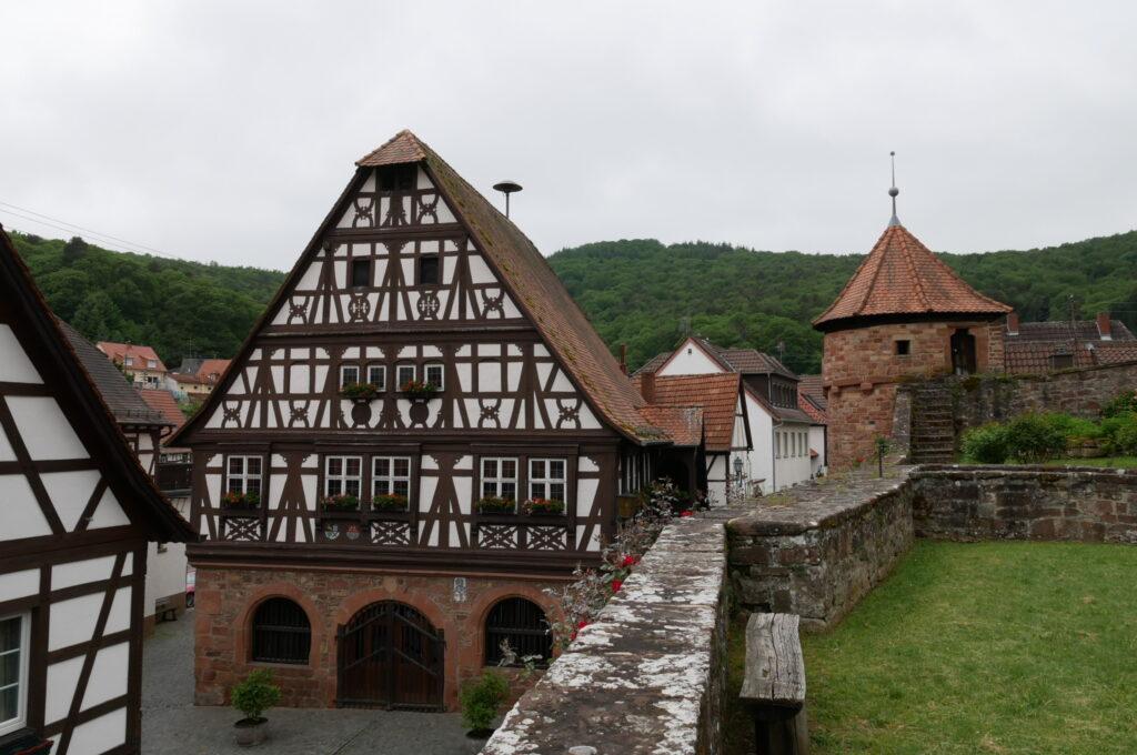 Dörrenbach, Rathaus