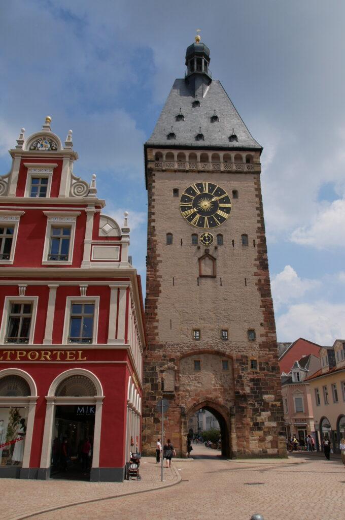 Speyer, Stadttor Altpörtel