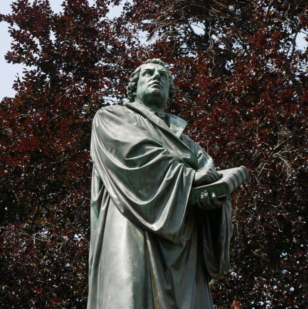 Martin Luther-Denkmal, Worms