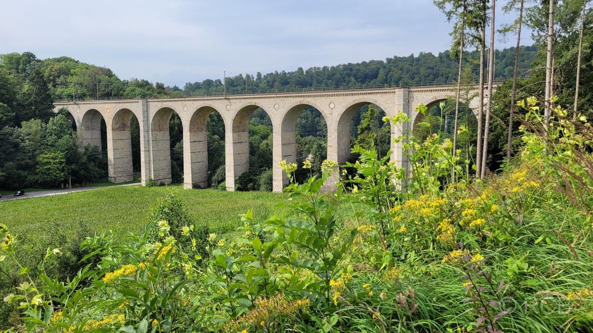 kleines Viadukt