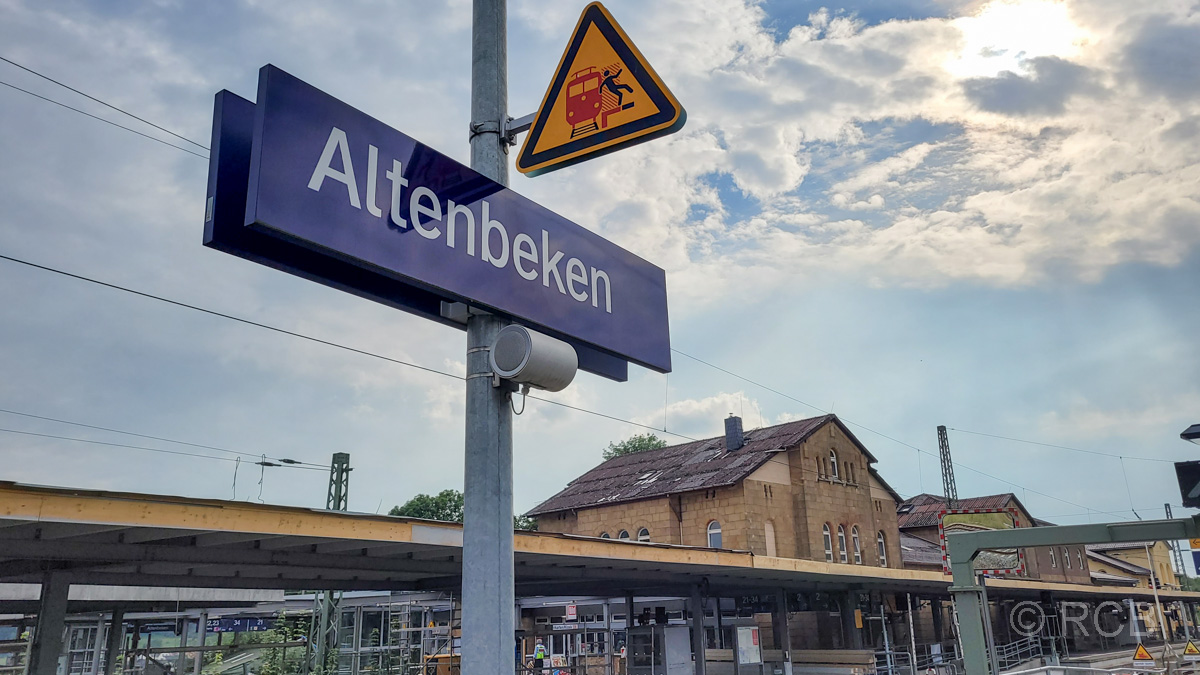 Bahnhof Altenbeken