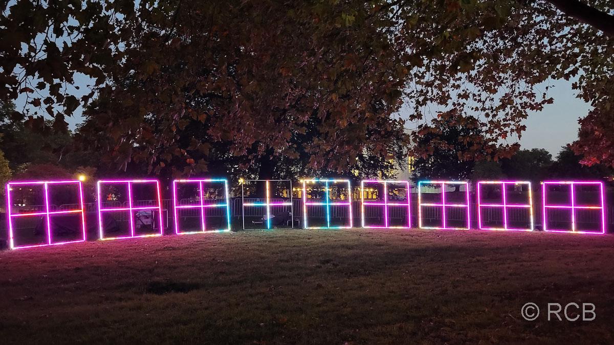 Essen Light Festival 2021